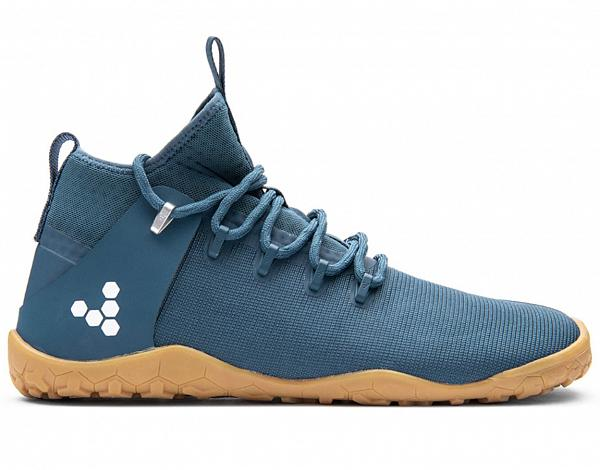 Vivobarefoot MAGNA TRAIL L Indian Teal Blue Textile