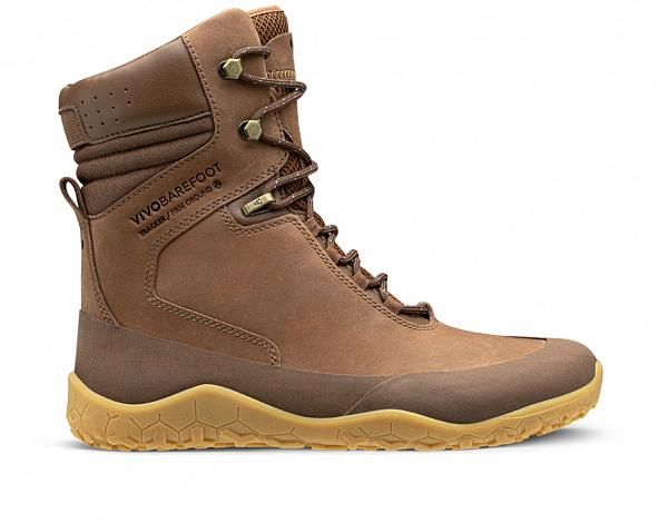 Vivobarefoot TRACKER HI FG W BROWN