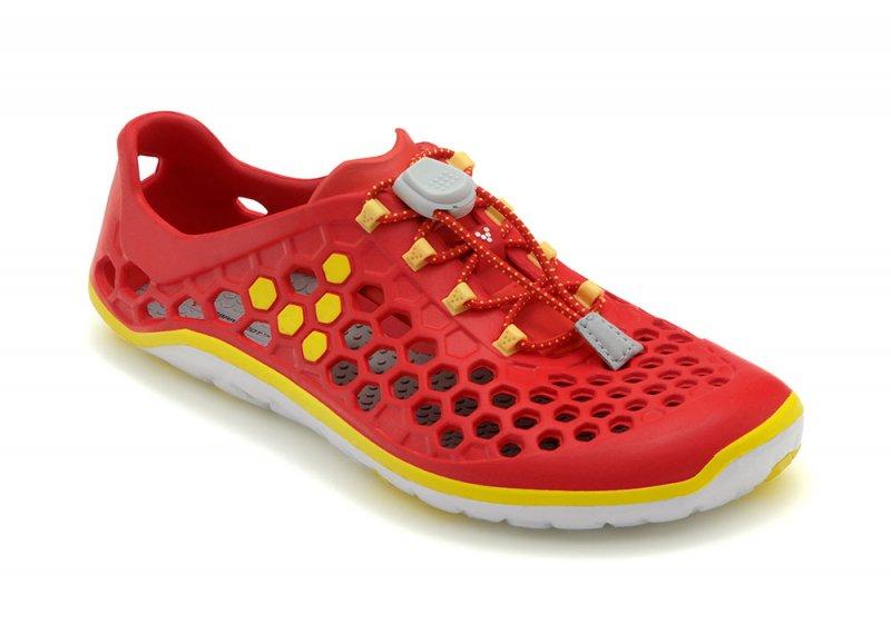Vivobarefoot ULTRA II M EVA Red/Yellow (7)
