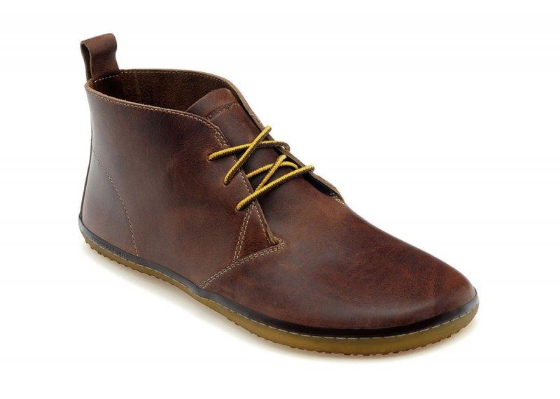 Vivobarefoot GOBI II L Leather Tobacco (Hopewell) (2)