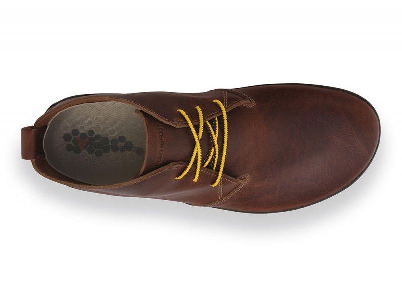 Vivobarefoot GOBI II L Leather Tobacco (Hopewell) (6)