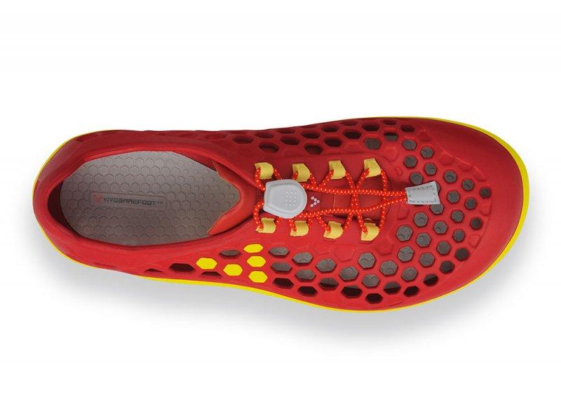 Vivobarefoot ULTRA II M EVA Red/Yellow (6)