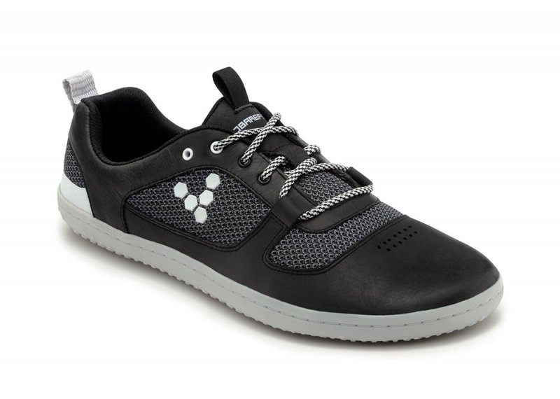 Vivobarefoot AQUA 2 M Leather Black (2)