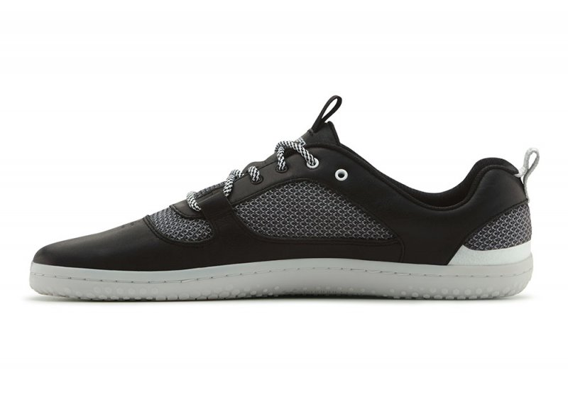 Vivobarefoot AQUA 2 M Leather Black (4)