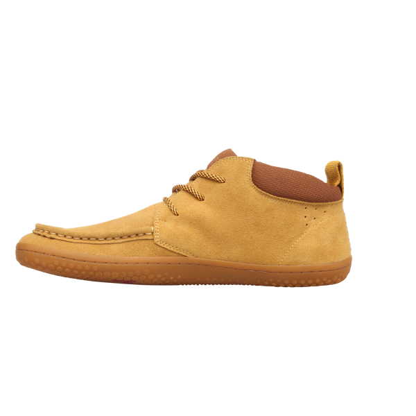 Vivobarefoot  DRAKE M Suede Light Tan (6)