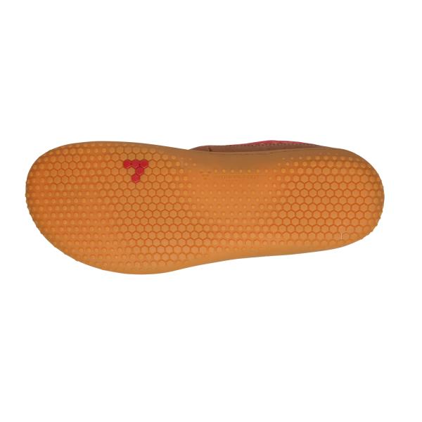 Vivobarefoot  GIA L Leather Chestnut/Hide (3)