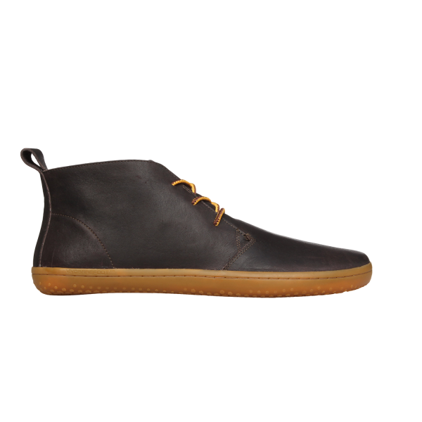 Vivobarefoot GOBI II L Leather Brown/Hide (6)