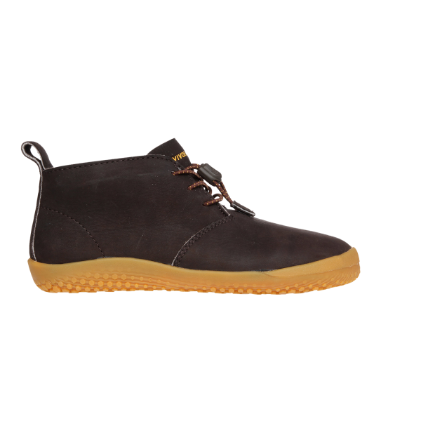 Vivobarefoot  GOBI K Leather Dk Brown (4)