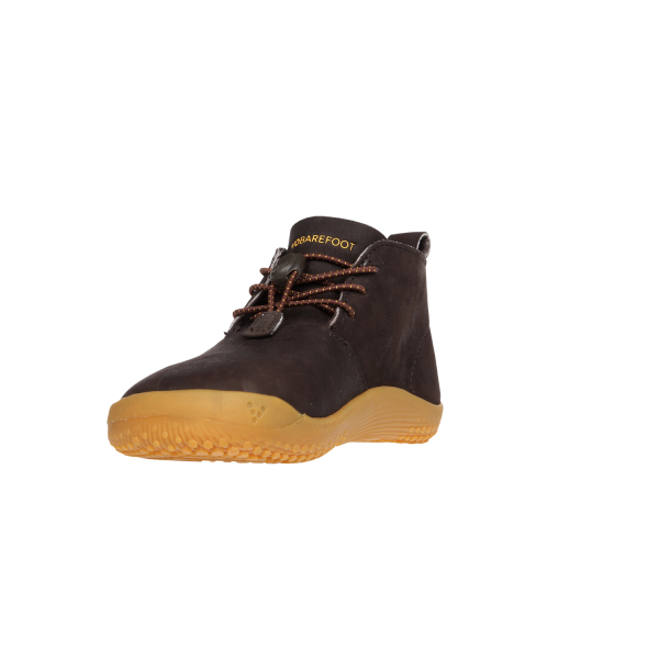 Vivobarefoot  GOBI K Leather Dk Brown (5)