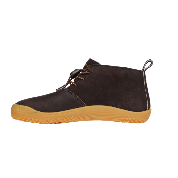 Vivobarefoot  GOBI K Leather Dk Brown (6)