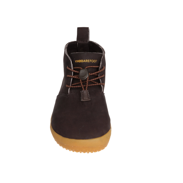 Vivobarefoot  GOBI K Leather Dk Brown (7)
