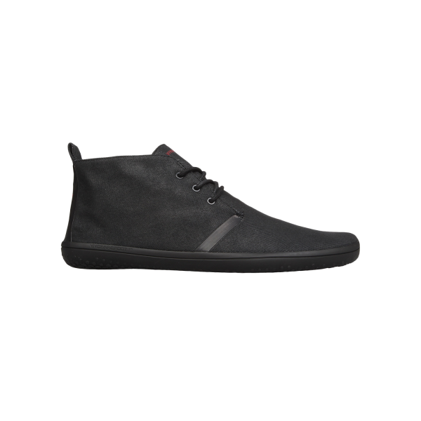 Vivobarefoot  GOBI II M Canvas WP Black (4)
