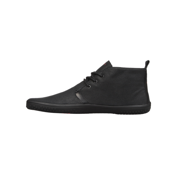 Vivobarefoot  GOBI II M Canvas WP Black (6)