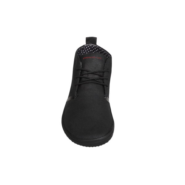 Vivobarefoot  GOBI II M Canvas WP Black (7)