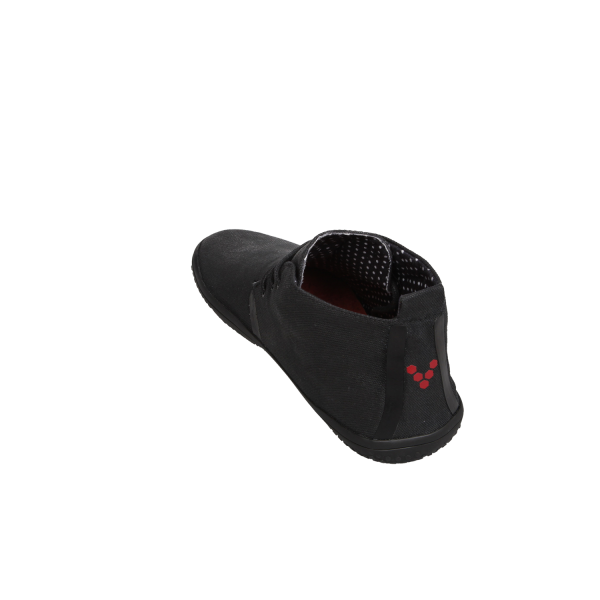 Vivobarefoot  GOBI II M Canvas WP Black (8)