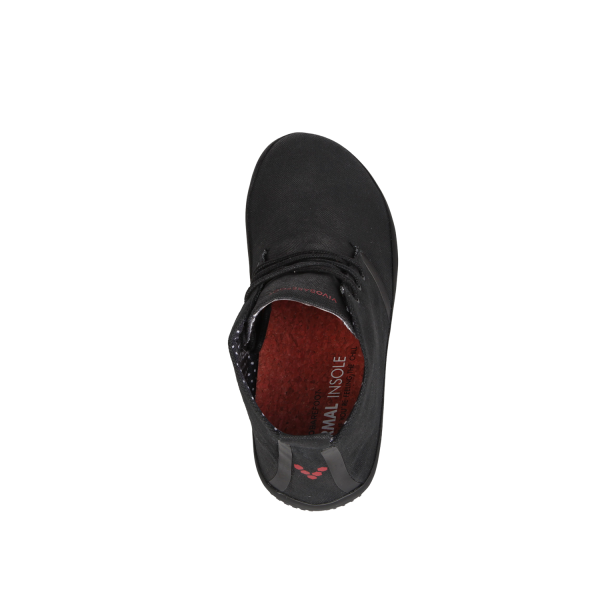 Vivobarefoot  GOBI II M Canvas WP Black (9)