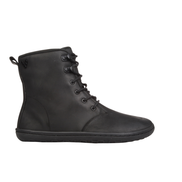 Vivobarefoot  GOBI HI TOP L Leather Black (4)