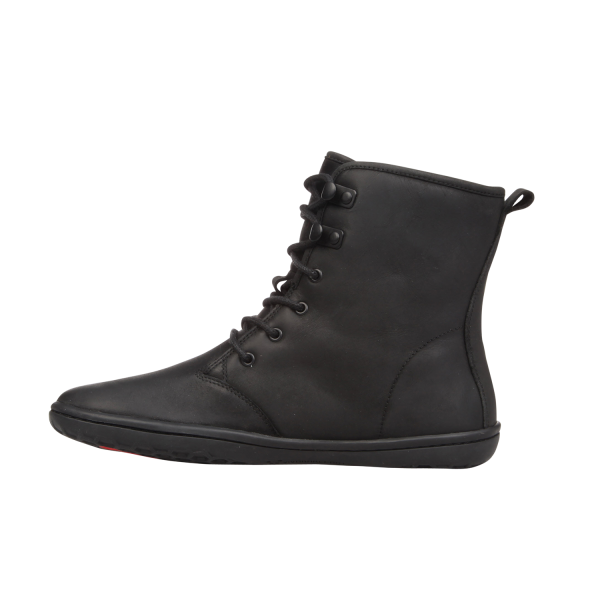 Vivobarefoot  GOBI HI TOP L Leather Black (6)