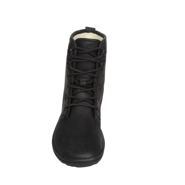 Vivobarefoot  GOBI HI TOP L Leather Black (7)