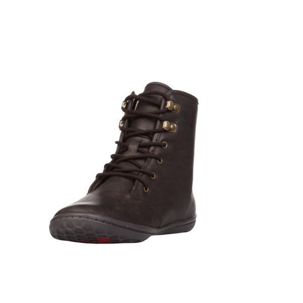 Vivobarefoot  GOBI HI TOP L Leather Dk Brown (5)