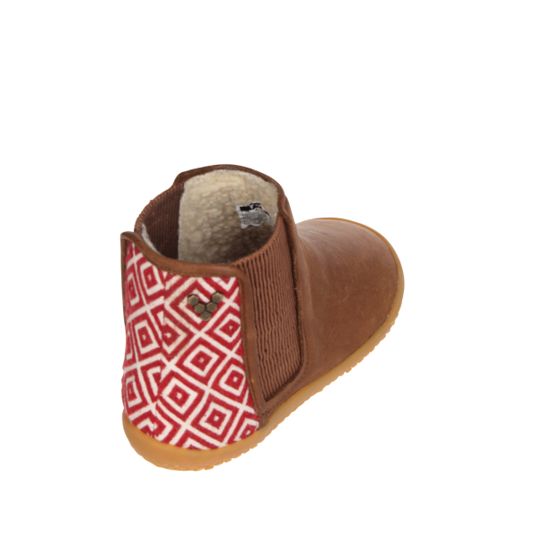 Vivobarefoot  NEPAL K Leather Chestnut (8)