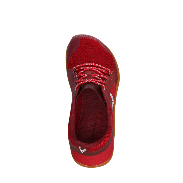 Vivobarefoot  PRIMUS ROAD L Mesh Chilli Pepper (9)