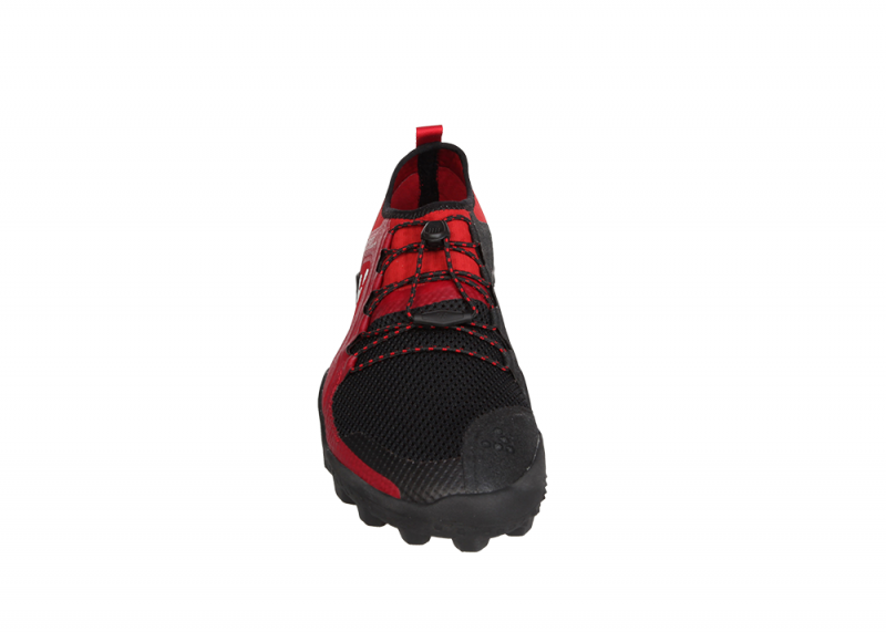 Vivobarefoot  PRIMUS TRAIL SG M Mesh Black/Red (7)