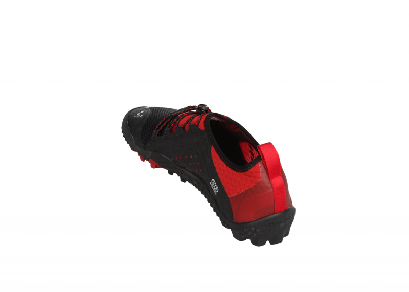 Vivobarefoot  PRIMUS TRAIL SG M Mesh Black/Red (8)