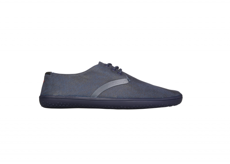 Vivobarefoot  RA II M Canvas WP Navy (4)
