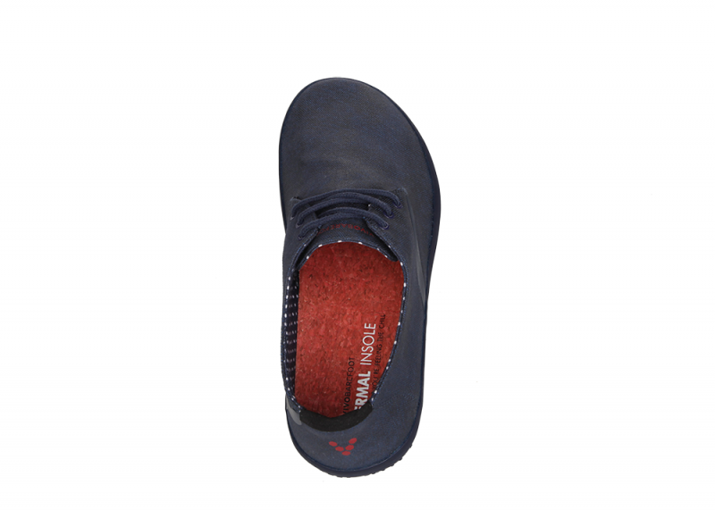 Vivobarefoot  RA II M Canvas WP Navy (9)