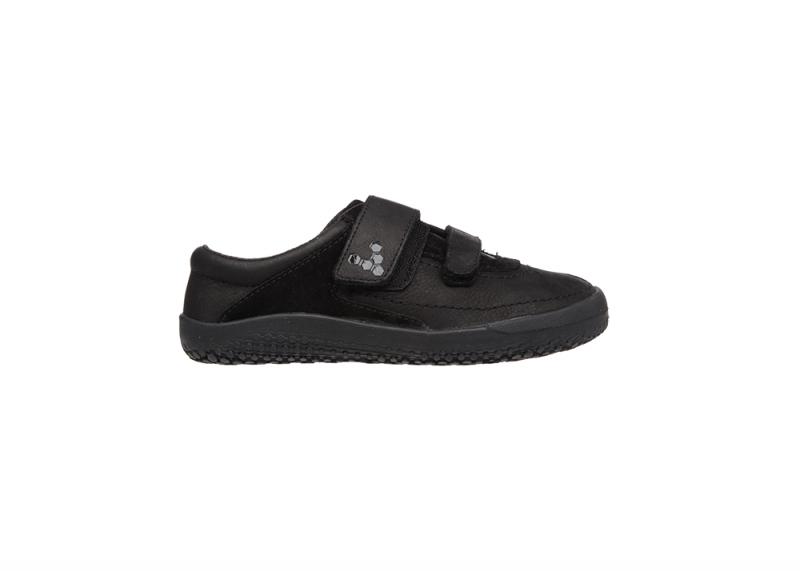 Vivobarefoot  RENO K Leather Black (4)