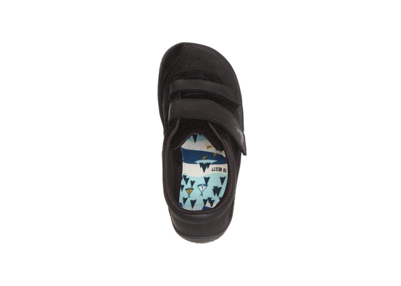 Vivobarefoot  RENO K Leather Black (9)