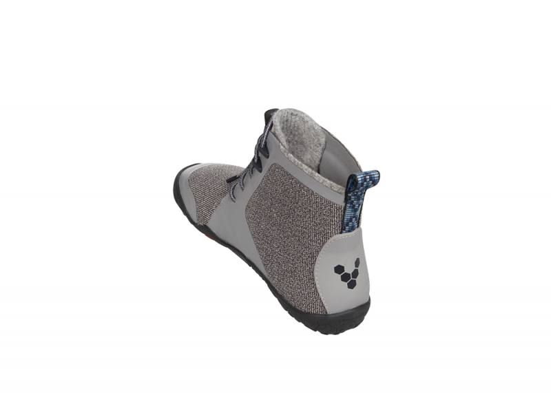 Vivobarefoot  SAAMI LITE L Synth Grey (8)