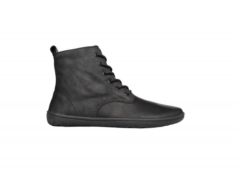 Vivobarefoot  SCOTT M Leather Black (4)