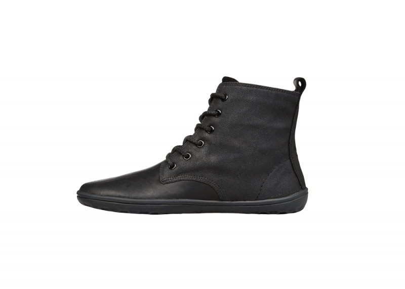 Vivobarefoot  SCOTT M Leather Black (6)