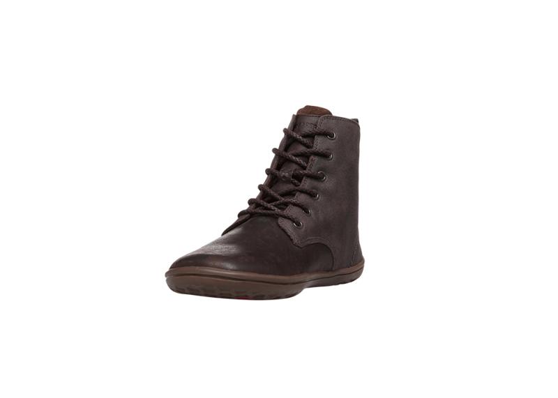 Vivobarefoot  SCOTT M Leather Dk Brown/Hide (4)