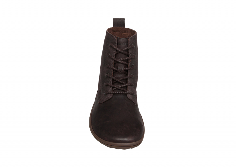 Vivobarefoot  SCOTT M Leather Dk Brown (6)
