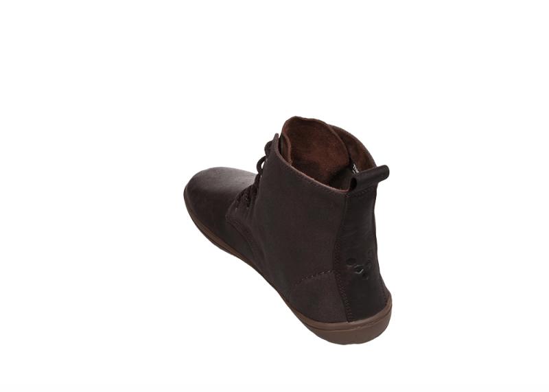Vivobarefoot  SCOTT M Leather Dk Brown/Hide (7)