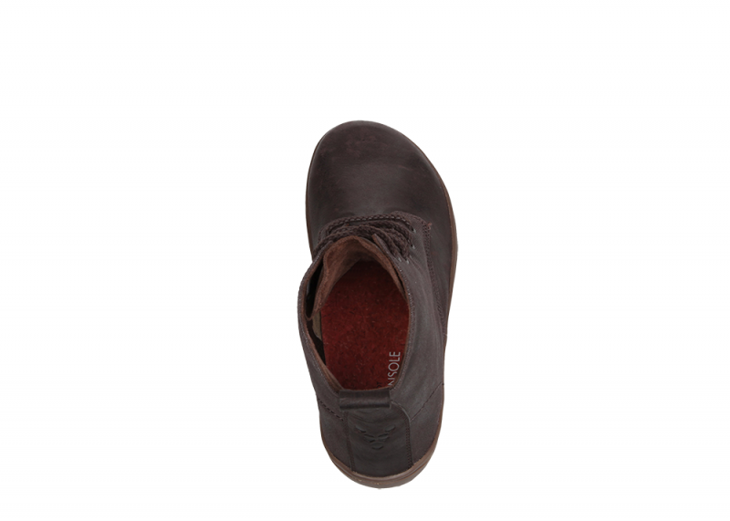 Vivobarefoot  SCOTT M Leather Dk Brown/Hide (8)