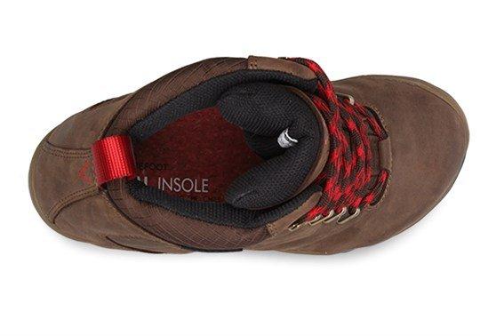 Vivobarefoot  TRACKER FG L Leather Dk Brown (5)