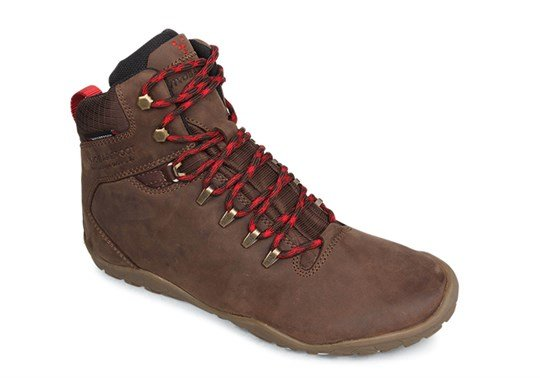 Vivobarefoot  TRACKER FG L Leather Dk Brown (3)