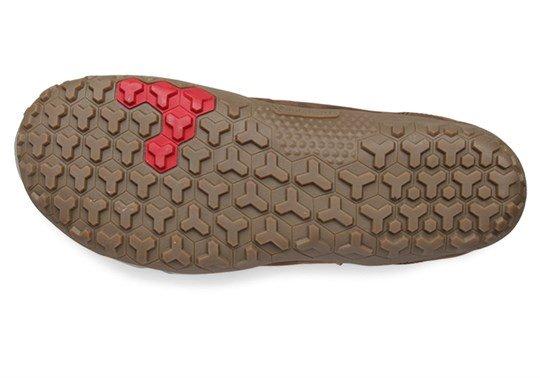 Vivobarefoot  TRACKER FG L Leather Dk Brown (2)