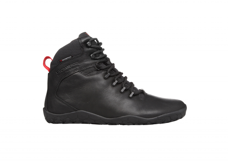 Vivobarefoot  TRACKER FG M Leather Black (4)