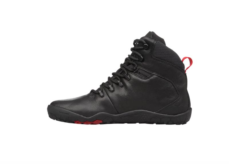 Vivobarefoot  TRACKER FG L Leather Black (6)