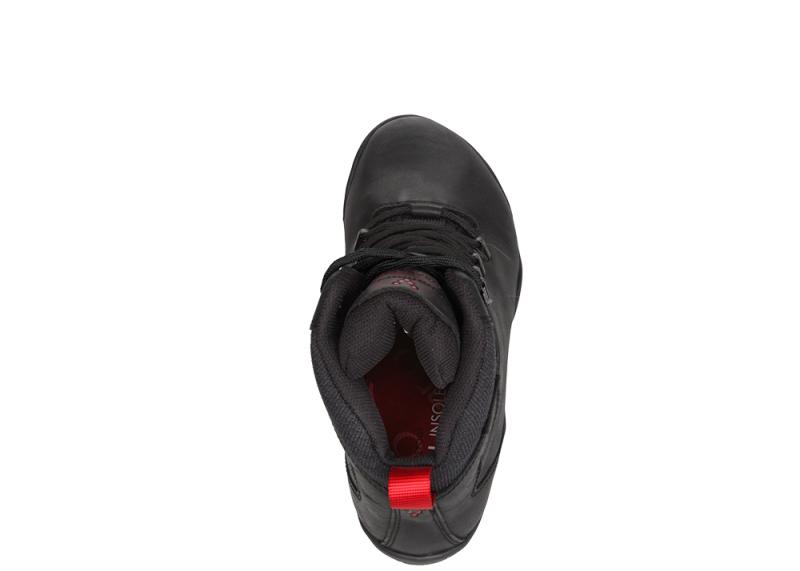 Vivobarefoot  TRACKER FG L Leather Black (9)