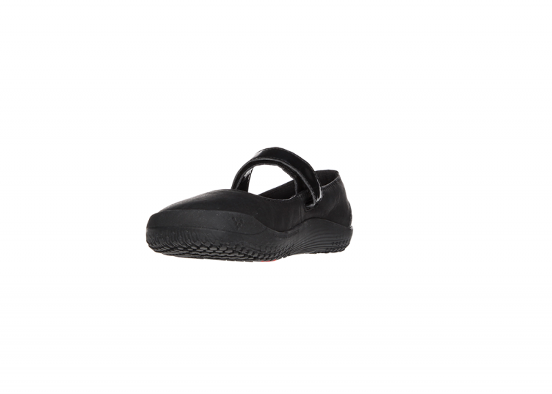 Vivobarefoot  WILLOW K Leather Black (5)