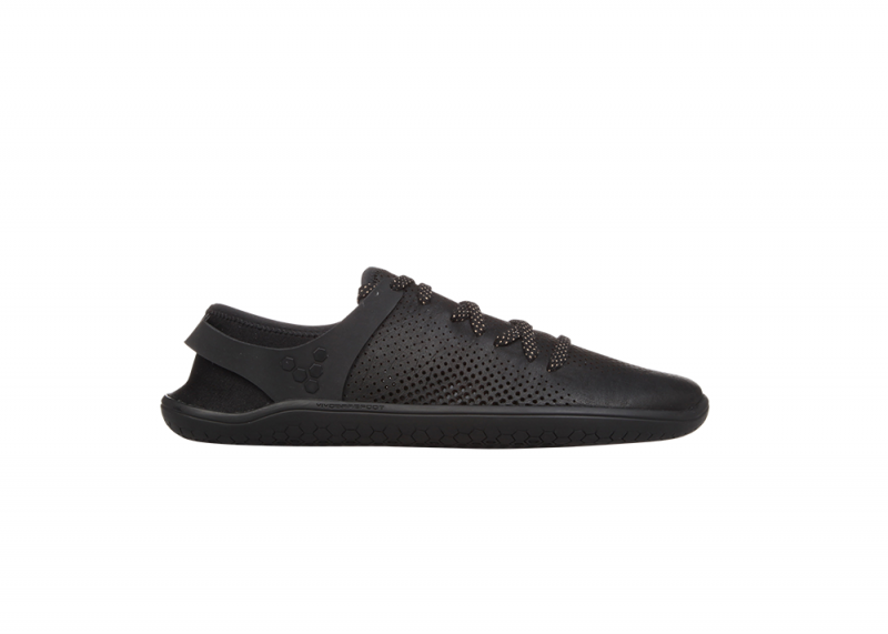 Vivobarefoot  WING LUX L Leather Black (4)