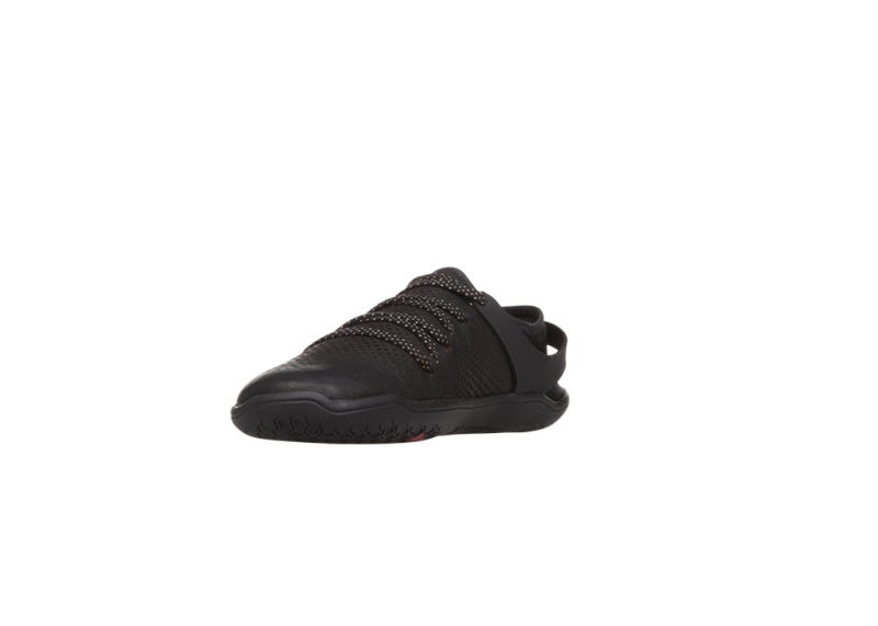 Vivobarefoot  WING LUX L Leather Black (5)