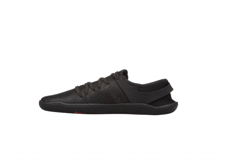 Vivobarefoot  WING LUX L Leather Black (6)