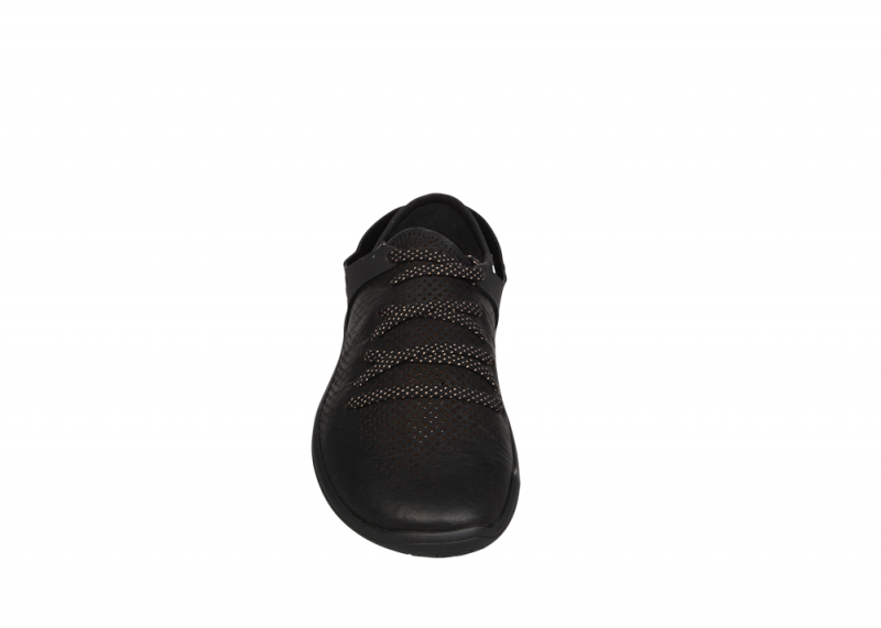 Vivobarefoot  WING LUX L Leather Black (7)